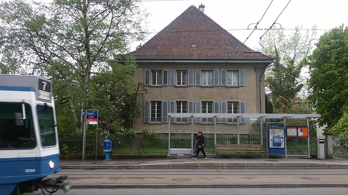 Anwaltskanzlei Weinbergstrasse 69 8006 Zuerich