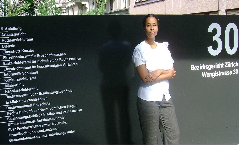 Sara-Brandon-1997-2001-Bezirksgericht-Zürich-Schweiz